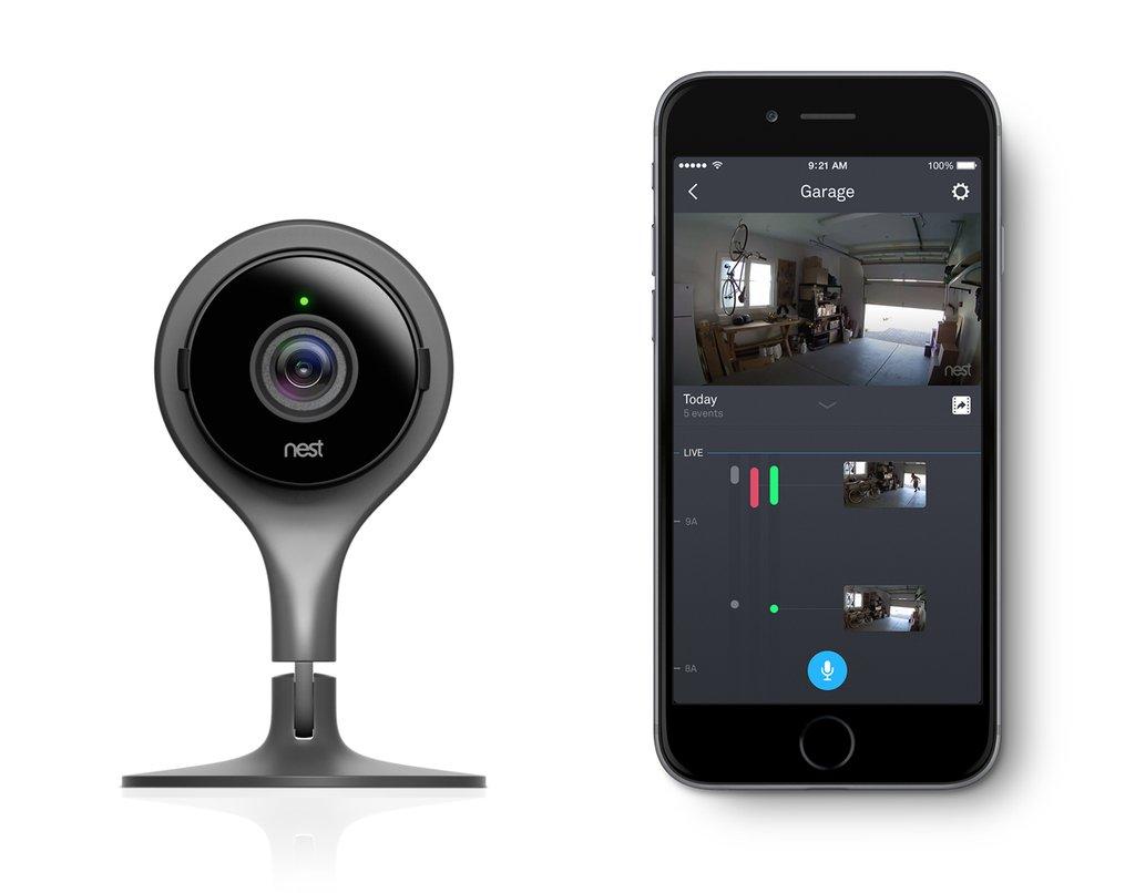 Google Nest Cameras